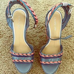 Gianni Bini heeled sandals